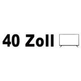 "40"" LED TV"