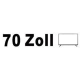 "70"" LED TV"
